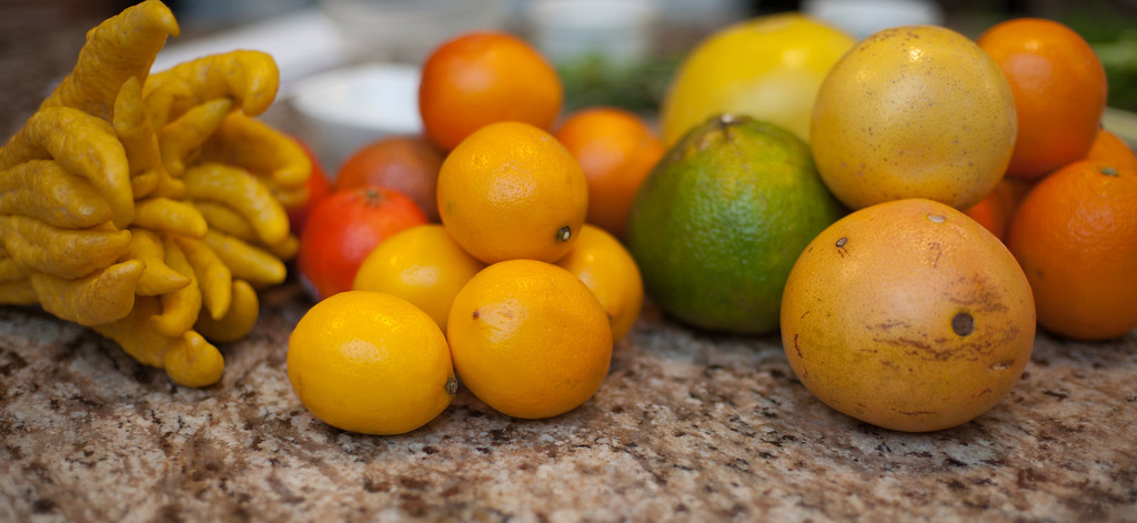 Description of . Citrus fruit is currently in the height of season. (Sun photo by Holly Mahaffey/@hollymahaffey)