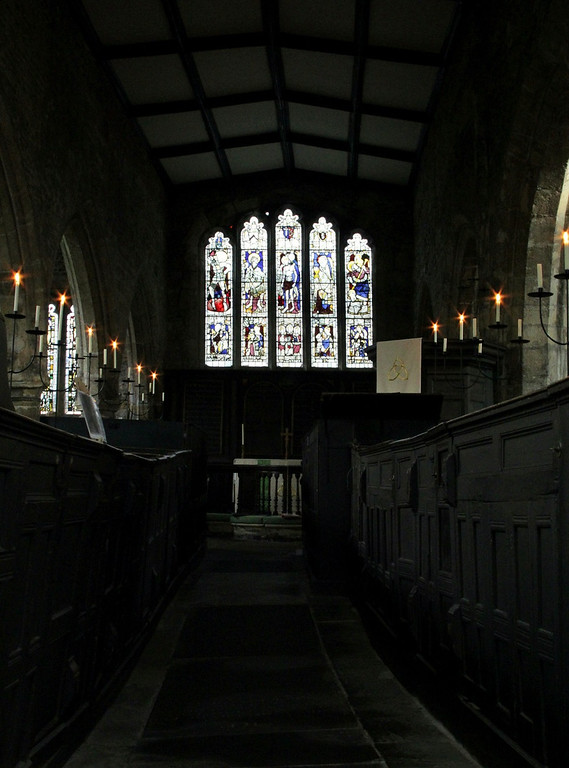 . Holy Trinity Church, Goodramgate (Photograph by Dennis Lennox)